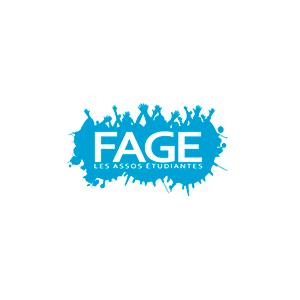 Logo FAGE les assos étudiantes