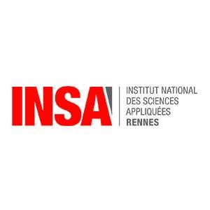 Logo Institut National des Sciences Appliquées Rennes
