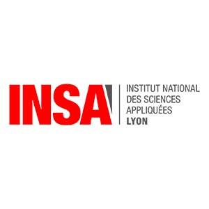 Logo Institut National des Sciences Appliquées Lyon