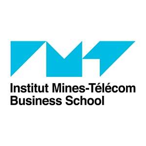 Logo Institu mines-télécom Business School