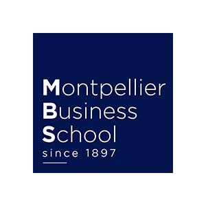 Montpelier buisiness school logo