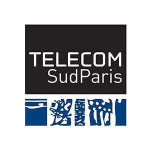 Télécom sud Paris logo