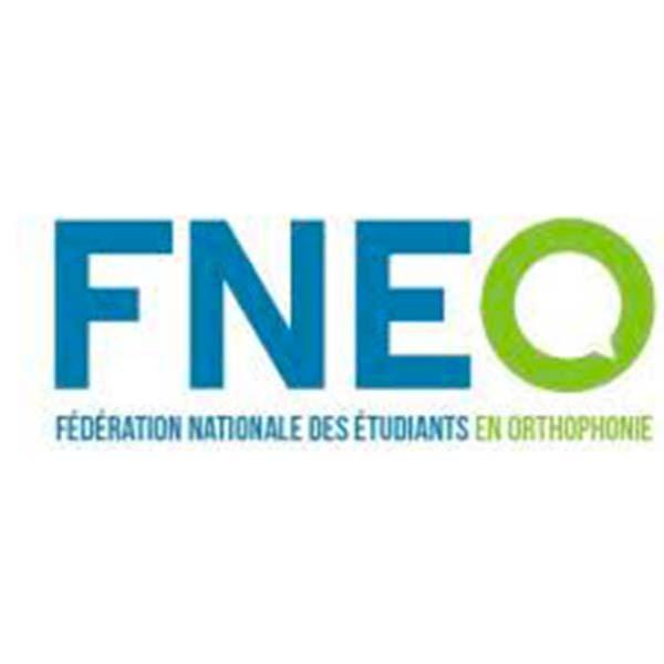 Logo Fédération nationale des étudiants en orthophonie