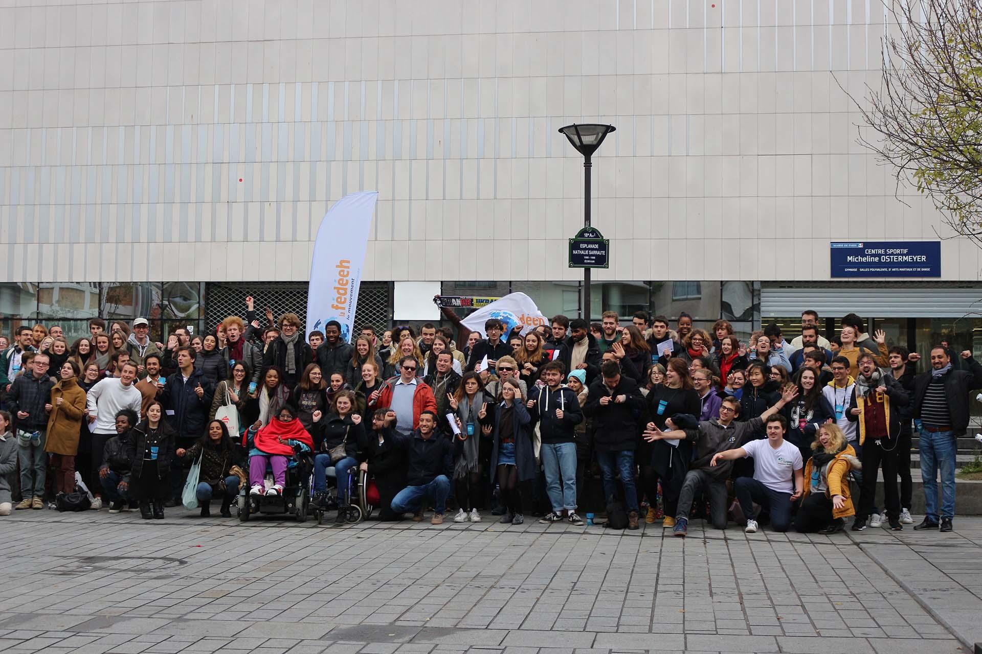 6 et 7 novembre – Rencontres nationales à Paris
