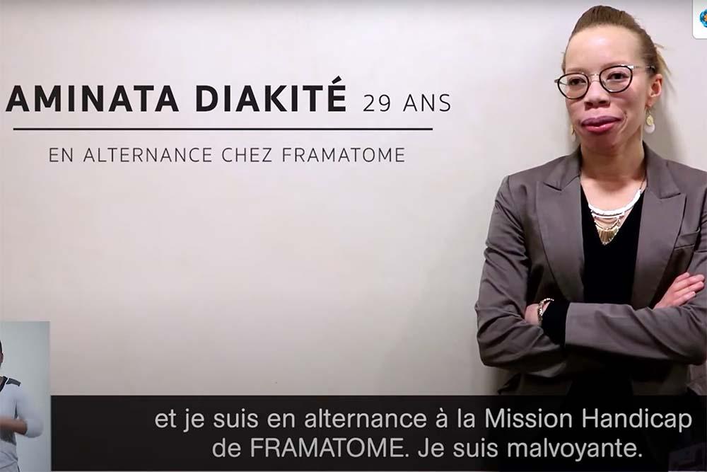 Miniature de la vidéo : le défi d'Aminata