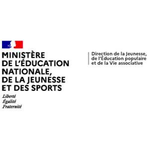 Logo ministère éducation jeunesse et sport